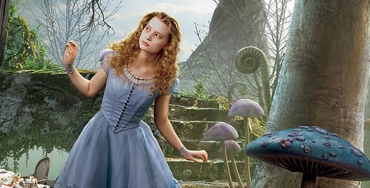 Soundtrack: Alice im Wunderland