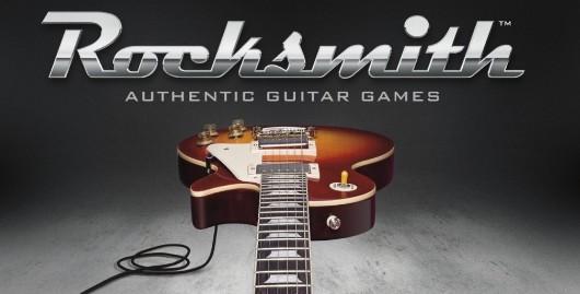 Die Tracklist aus dem Videospiel Rocksmith – Authentic Guitar Game