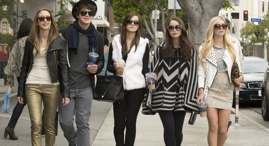 Soundtrack: The Bling Ring