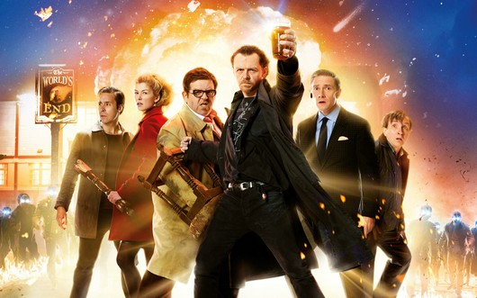 Soundtrack: The World's End