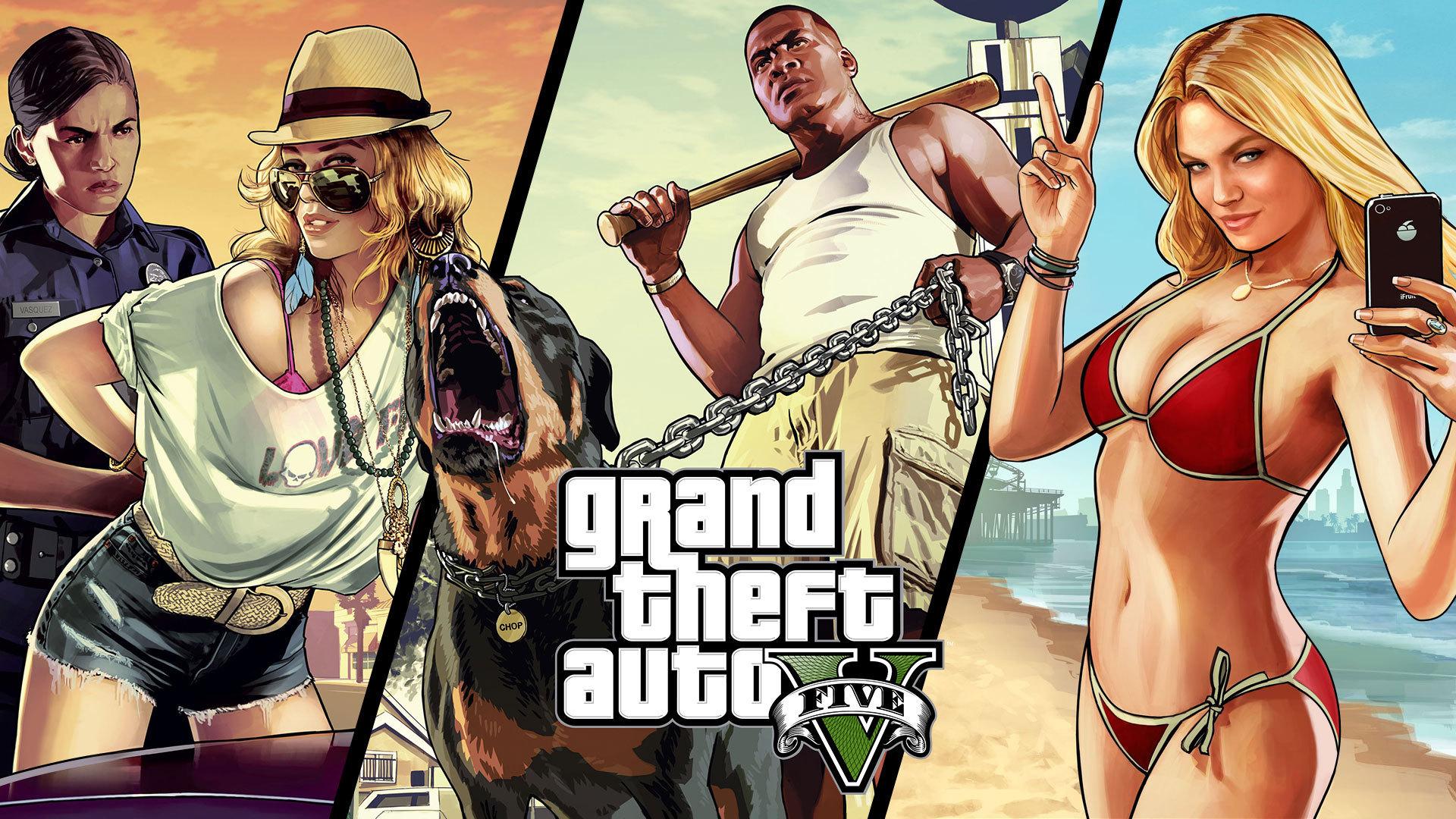 Lied aus neuem GTA 5 Trailer für PS4, Xbox One und PC