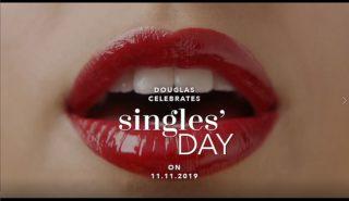 Screenshot aus Douglas Werbung 2019