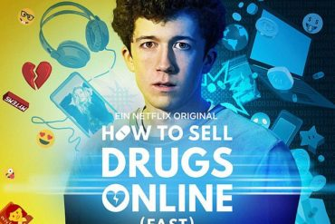 Poster aus der Serie How to sell drugs online fast