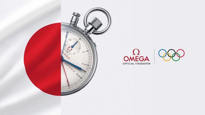 Screenshot aus der Omega Werbung