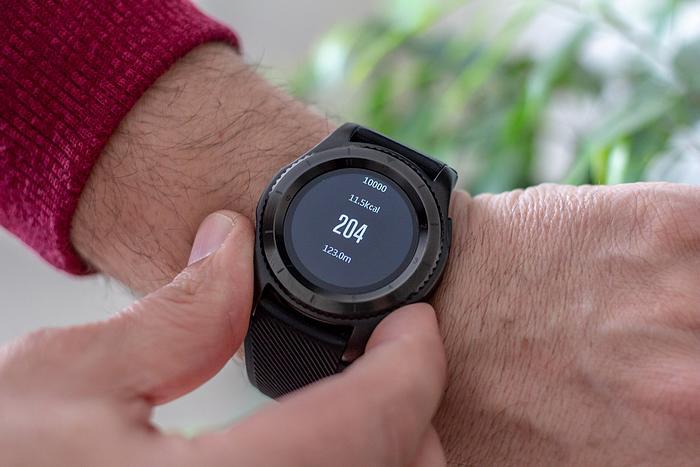Smartwatch mit langer Akkulaufzeit